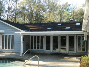 Roof Stain Removal Kingwood Texas