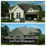 Roof Cleaning in Spring, Texas