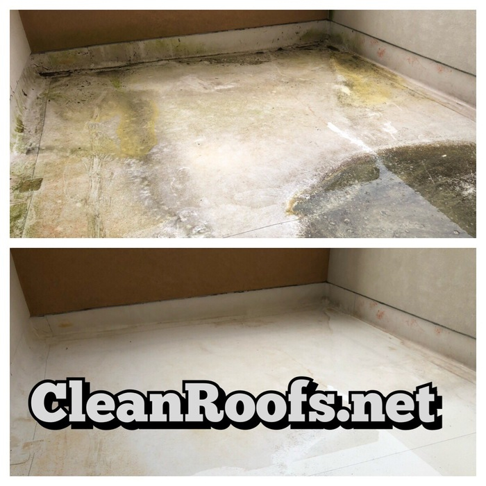 Concrete Cleaning Houston Region Affordable Roof